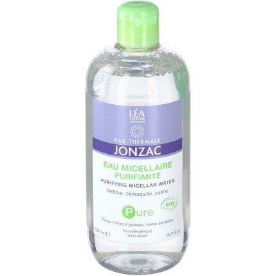 Jonzac Agua Micelar Purificante 500 ml