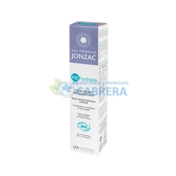 Jonzac Rehydrate Crema Hidratante Nutritiva 50 ml