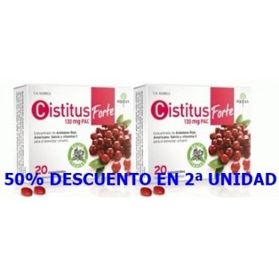 Aquilea Cistitus Forte 130 mg PAC duplo