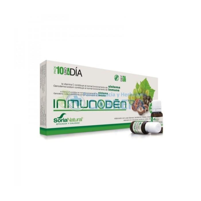 Soria Natural Inmunoden Senior