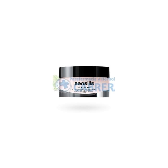 Sensilis Skin Delight Crema Día Iluminadora Revitalizante SPF15
