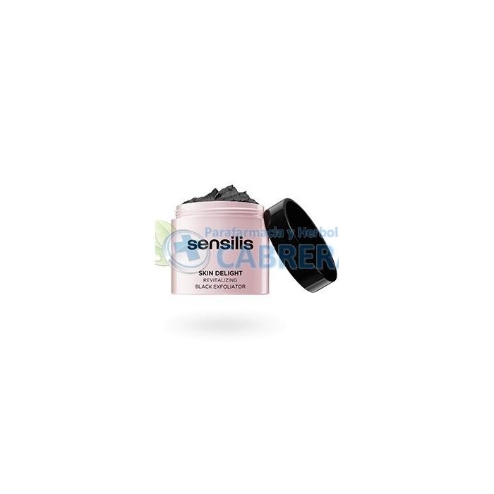 Sensilis Skin Delight Peeling Negro Revitalizante