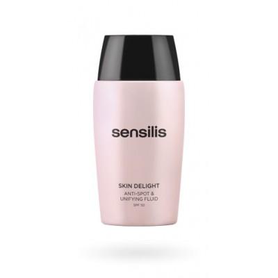 Sensilis Skin Delight Fluido Antimanchas y Uniformizante SPF50