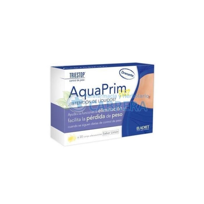 Eladiet Triestop Aqua Prim Frizz Drenante 20 comprimidos