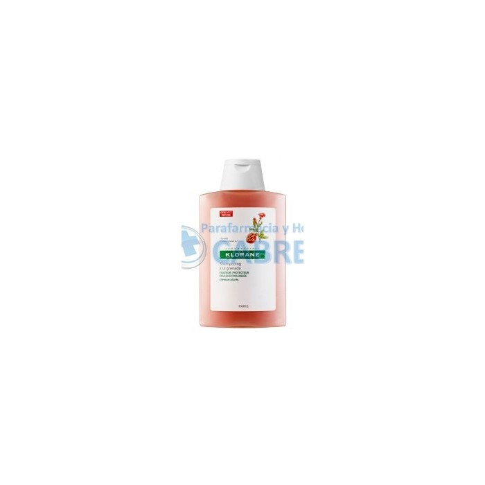 Klorane Champú Granada 200 ml