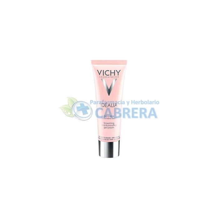Vichy Idéalia Gel-Crema Iluminador Alisador