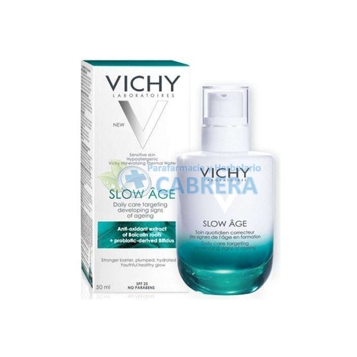 Vichy Slow Âge Antiedad