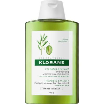 Klorane Champú Extracto Olivo 400 ml