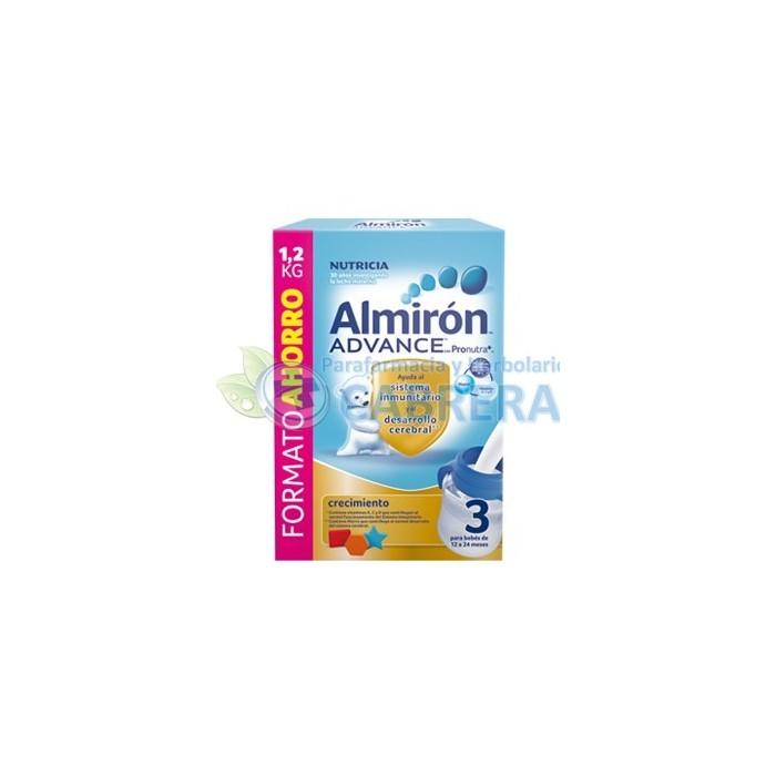 Nutricia Almirón Advance 3 Leche Crecimiento