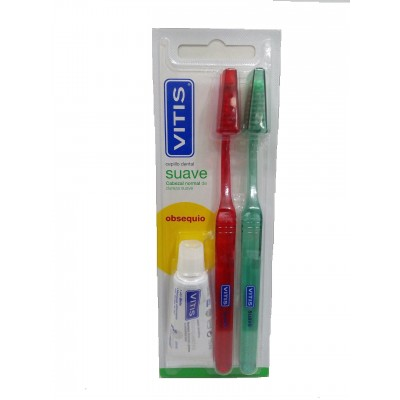 Dentaid Vitis Cepillo Dental Suave