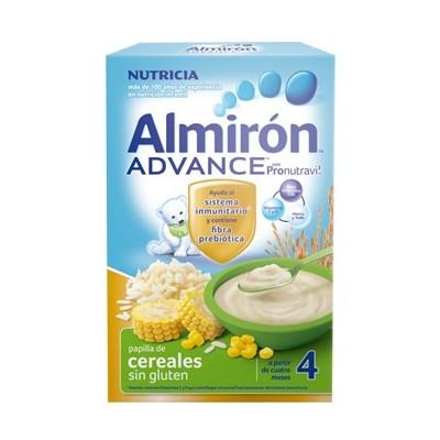 Almirón Advance Cereales sin gluten 500 gr