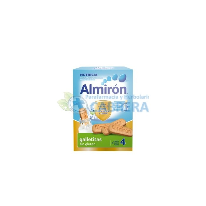 Nutricia Almirón Advance Galletitas sin gluten 250 gr