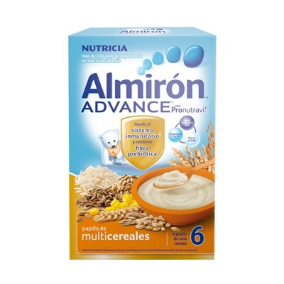Almirón Advance Multicereales 500 gr