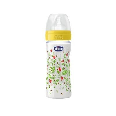 Chicco Biberón Physio 150 ml Tetina Silicona Flujo normal