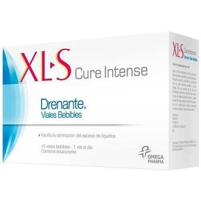 XLS Drenante 10 viales