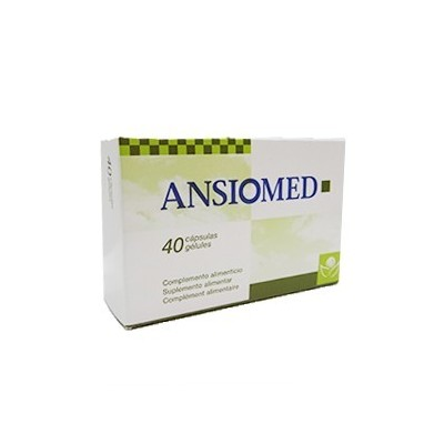 Bioserum Ansiomed 45 cápsulas