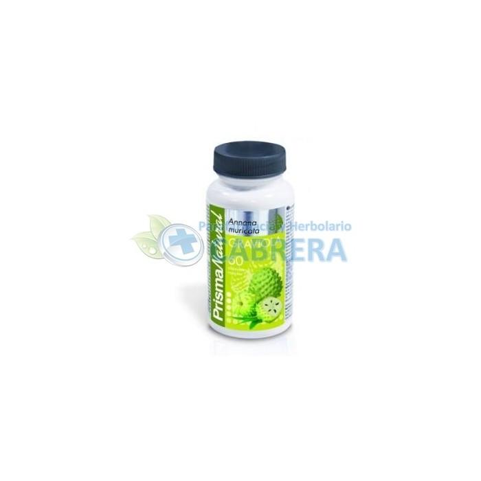 Prisma Natural Graviola 60 cápsulas