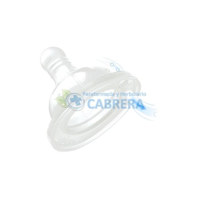 Chicco Tetina Physio Silicona regulable