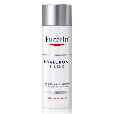 Eucerin Hyaluron Filler Crema de Día P/Mixta 50 ml