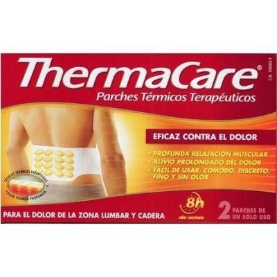 Thermacare Parches Térmicos Lumbar
