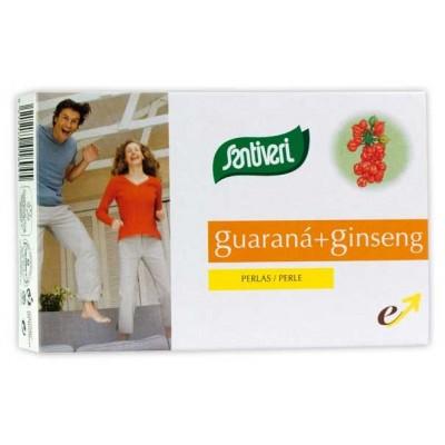 Santiveri Guaraná + Ginseng