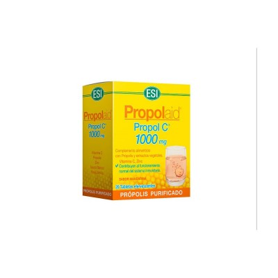 Esi Propolaid PropolC 1000 mg Efervescente 20 tabletas