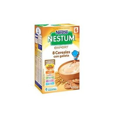 Nestlé Expert 8 Cereales con Galletas