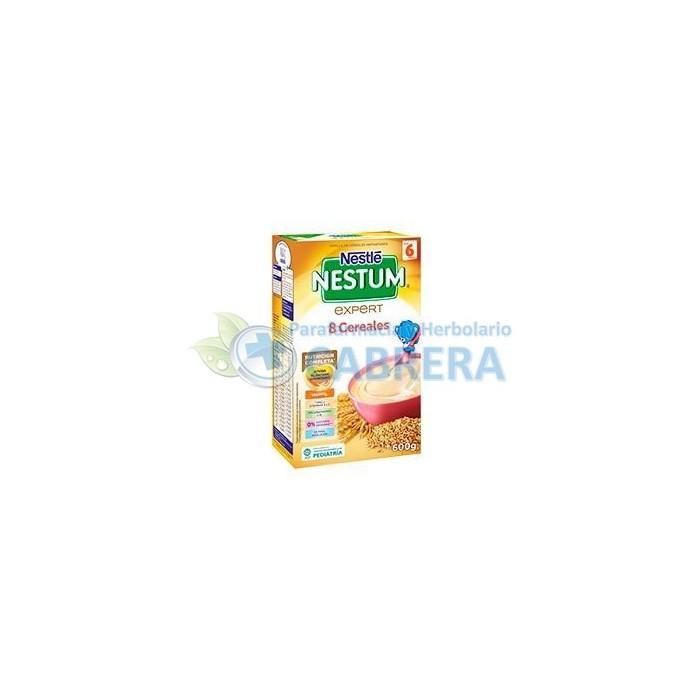 Nestlé Nestum Expert 8 Cereales 600 gr