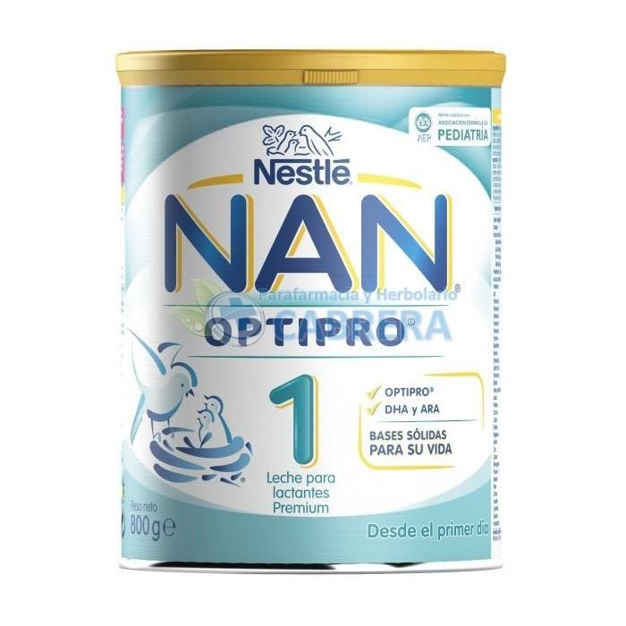 Nestlé Expert Nan-1 Leche Inicio 800 gr