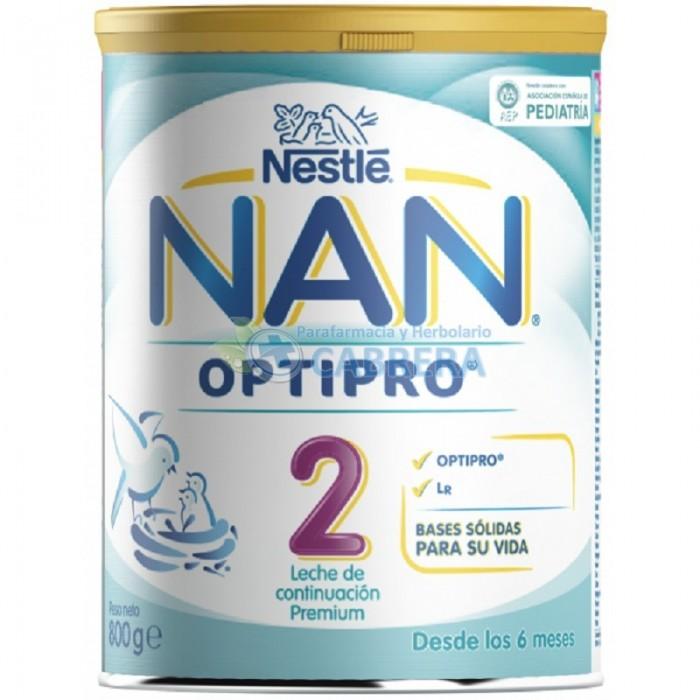 Nestlé Expert Nan-2 Leche Continuación 800 gr