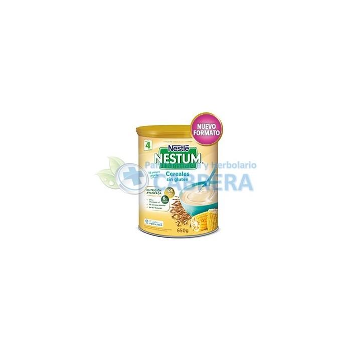 Nestlé Expert Cereales sin Gluten 650 gr