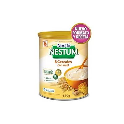 Nestlé Expert 8 Cereales con Miel 650 gr