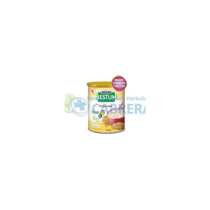 Nestlé Nestum Expert 8 Cereales 1000 gr