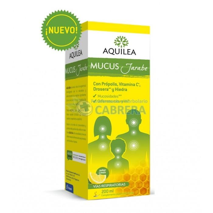 Aquilea Mucus Jarabe