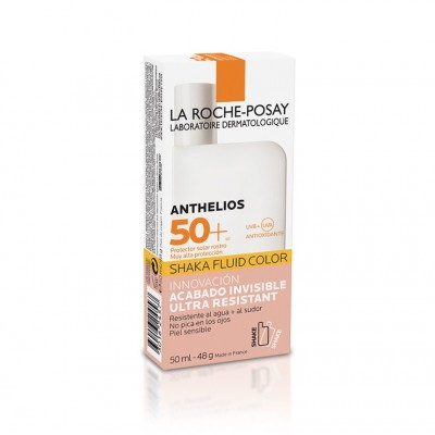 La Roche Posay Anthelios Shaka Fluido SPF50+ Coloreado 50 ml