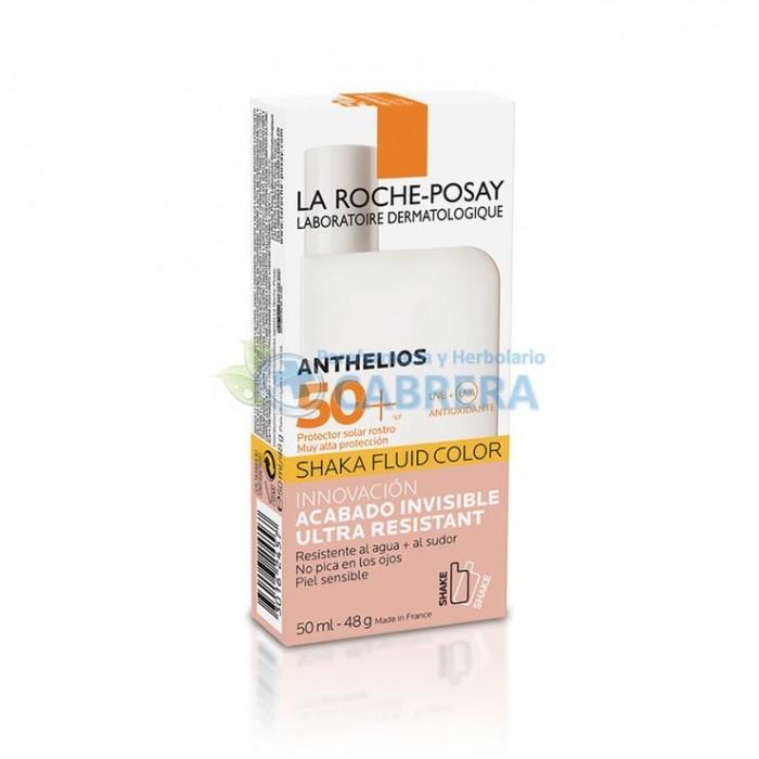 La Roche Posay Anthelios Shaka Fluido SPF50+ Coloreado 50 ml