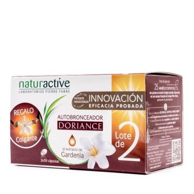 Doriance Autobronceador Pack 2x30 cápsulas