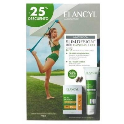 Elancyl Slim Design Dúo Cápsulas + Gel
