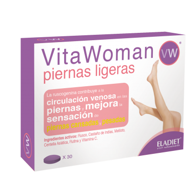 Eladiet Vita Woman Piernas Ligeras