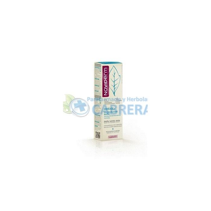 Noviderm Boréade Emulsión Seborreguladora Matificante 40 ml