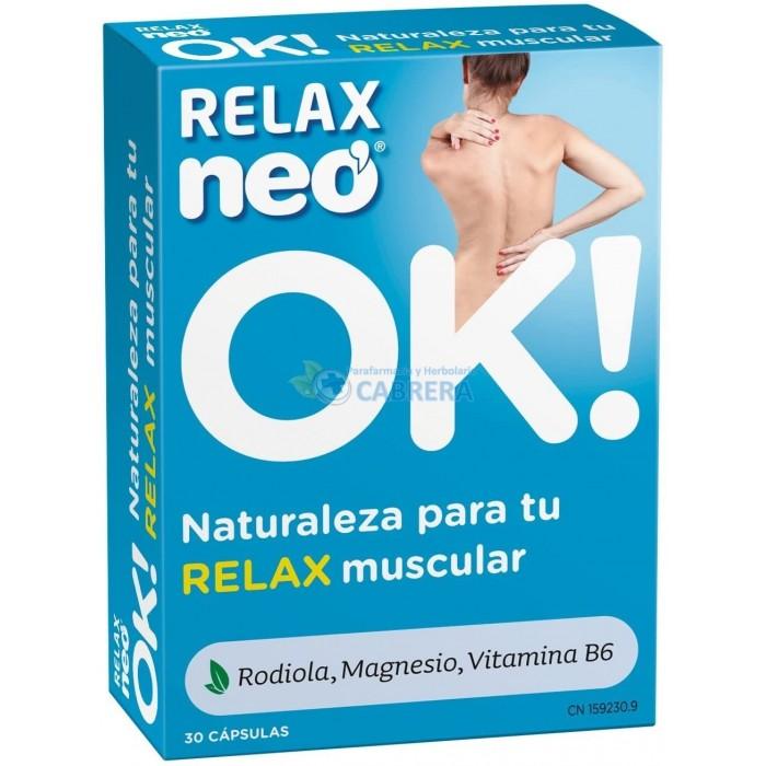 Neo Relax 45 cápsulas