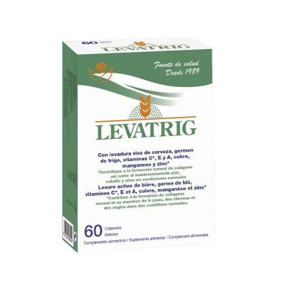 Bioserum Levatrig 60 cápsulas