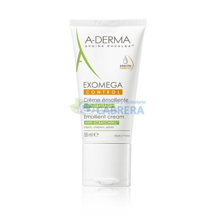 Aderma Exomega Control Crema Emoliente DEFI 50ml