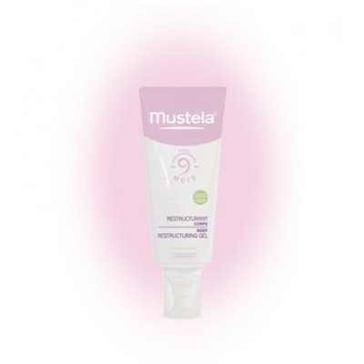 Mustela M9 Reestructurante Corporal 200 ml