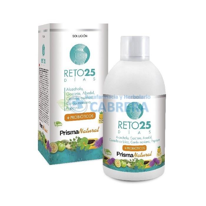 Prisma Natural Reto 25