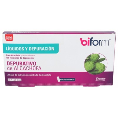 Biform Depurativo Alcachofa