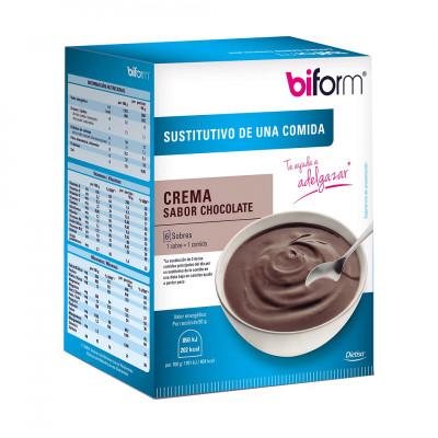 Biform Crema Natillas Chocolate