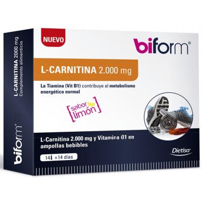 Biform L-Carnitina 2000mg