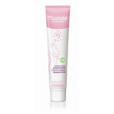 Mustela M9 Antiestrías Acción Intensiva 75 ml