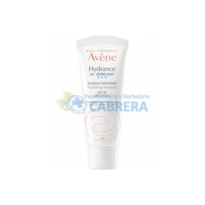 Avene Hydrance Optimale Ligera UV SPF30 piel mixta-grasa